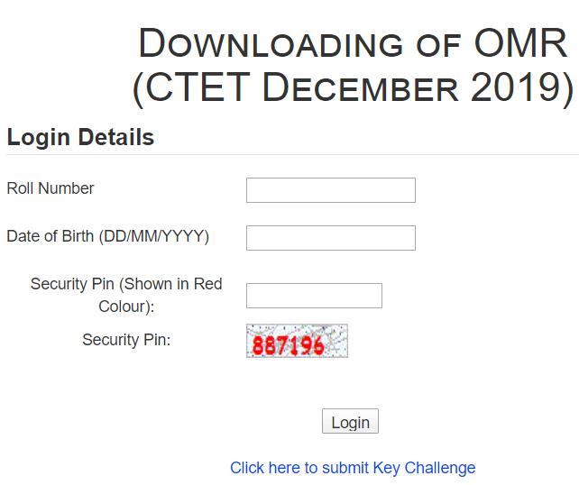 CTET-OMR-ANSWER-KEY